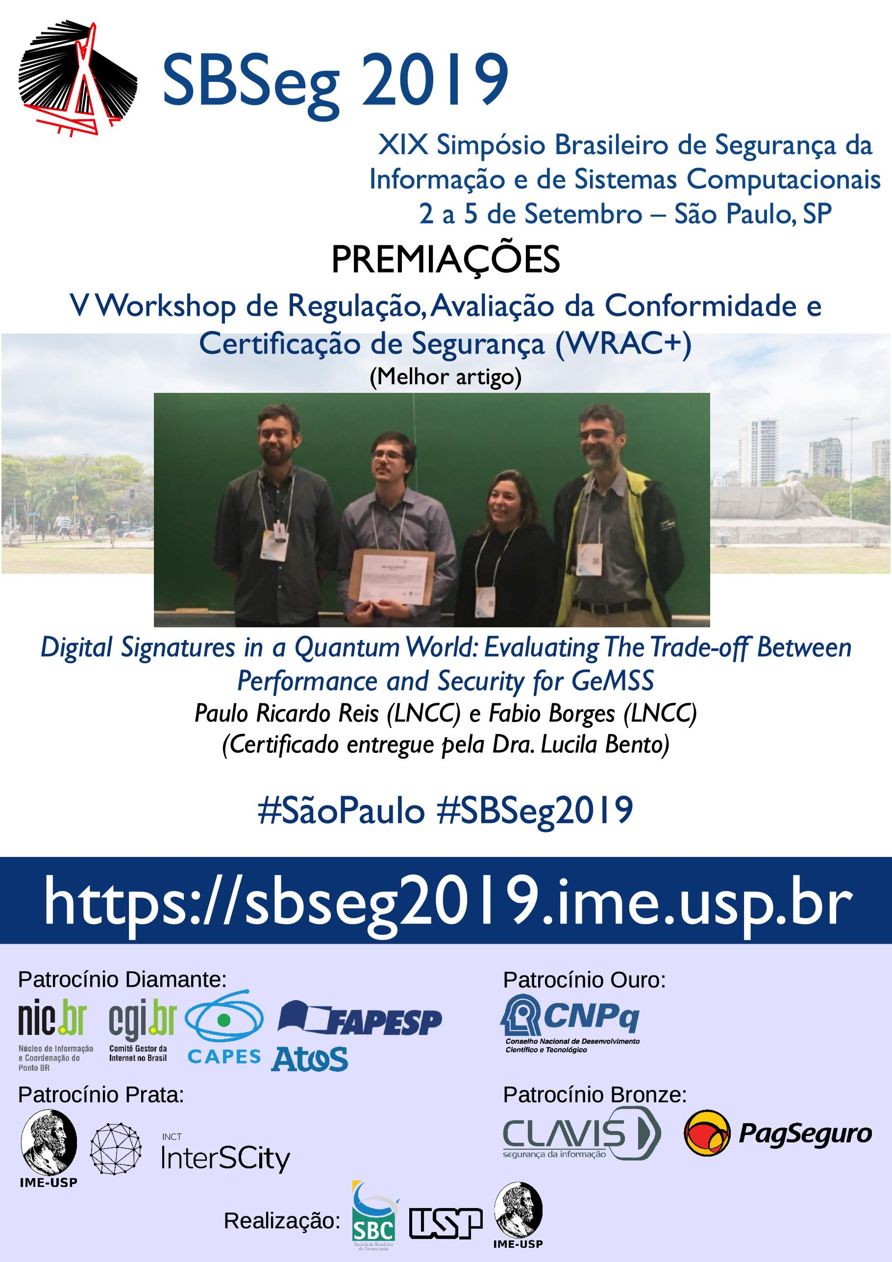 WRAC+ best paper